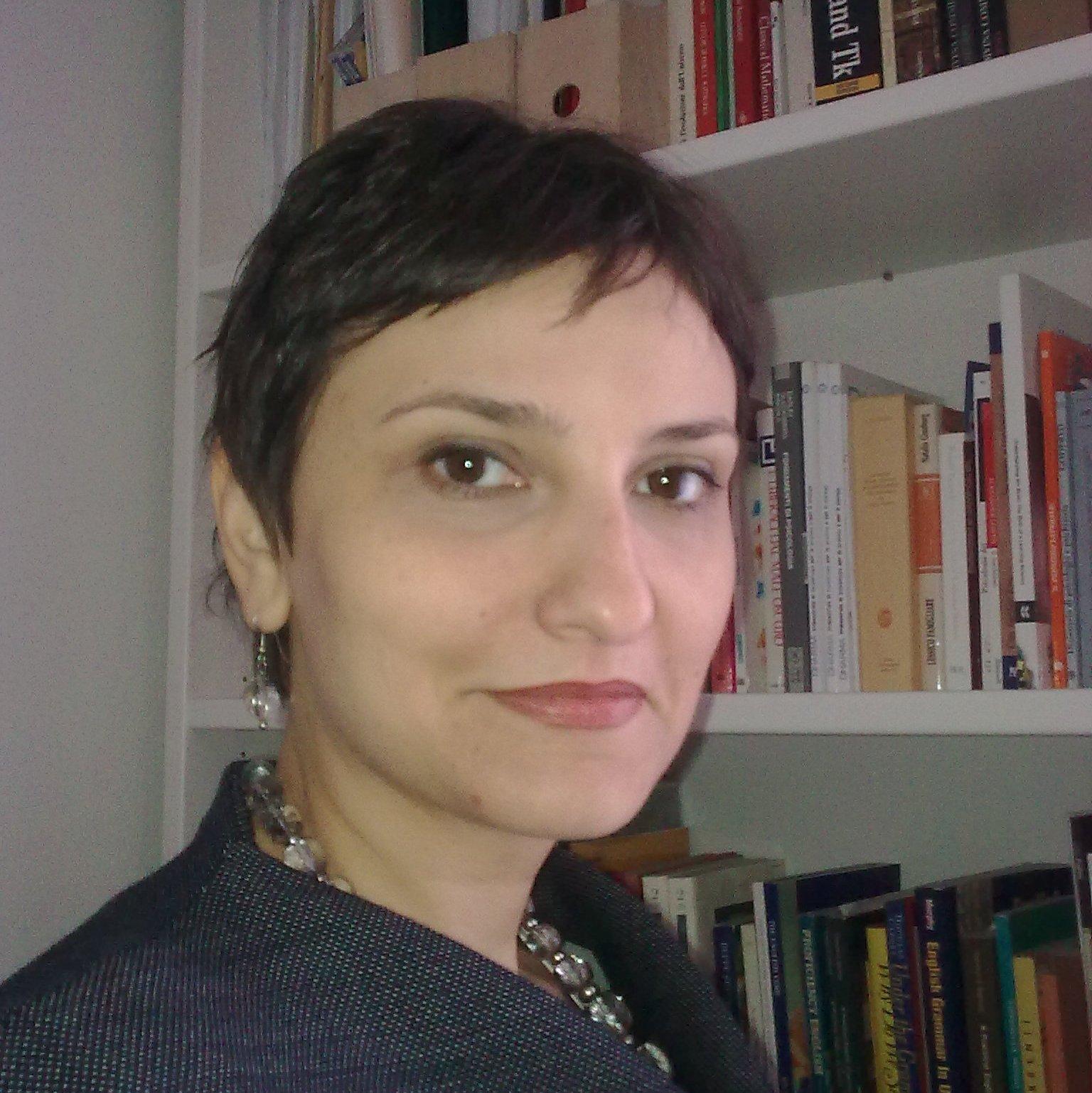 Professor Cristina Mariotti